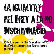 no discriminacio
